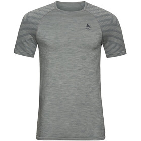 Odlo BL Kinship Seamless SS Top Crew Neck Men grey melange